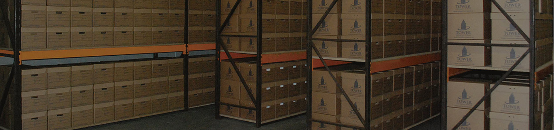 Tower Document Storage Secure Facilities