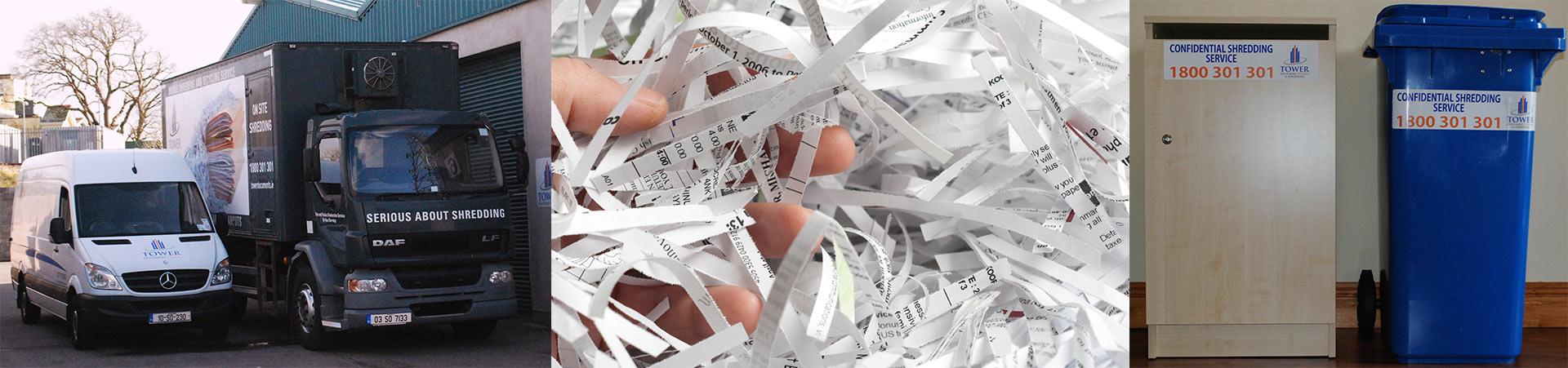 Tower Document Shredding